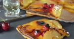 1/2 plaque de Tarte aux fruits